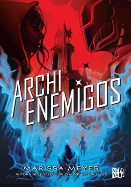 ARCHIENEMIGOS (RENEGADOS 2)