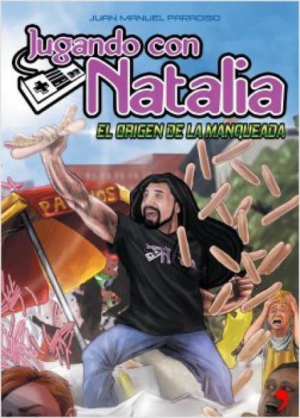 JUGANDO CON NATALIA