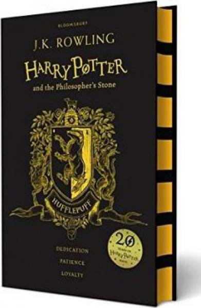 HARRY POTTER 1 - HUFFLEPUFF - INGLES-ENC
