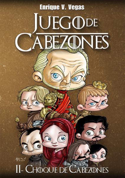 JUEGO DE CABEZONES II - CHOQUE DE CABEZO
