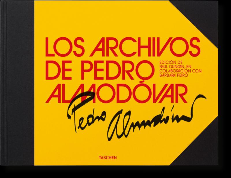LOS ARCHIVOS DE PEDRO ALMODOVAR