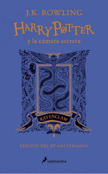 HARRY POTTER 2 - 20º RAVENCLAW