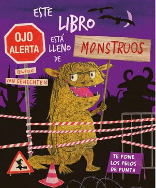 ESTE LIBRO ESTA LLENO DE MONSTRUOS