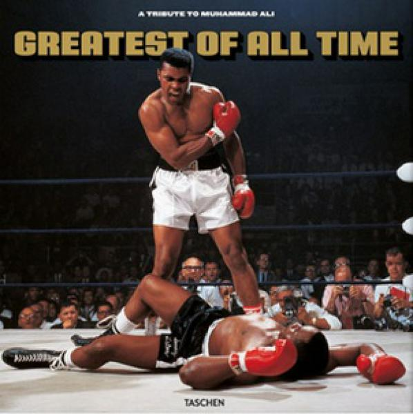 GREATEST OF ALL TIME - MUHAMMAD ALI