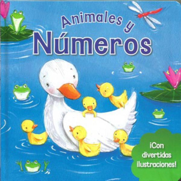 ANIMALES Y NUMEROS