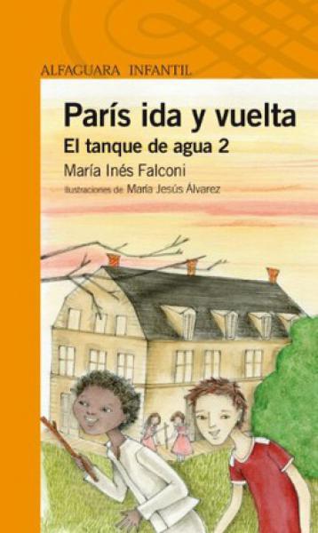 PARIS IDA Y VUELTA