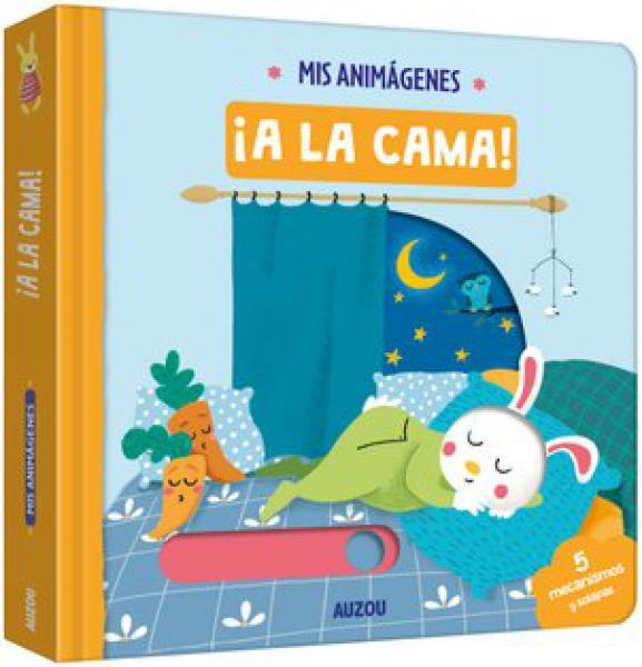 A LA CAMA! MIS ANIMAGENES