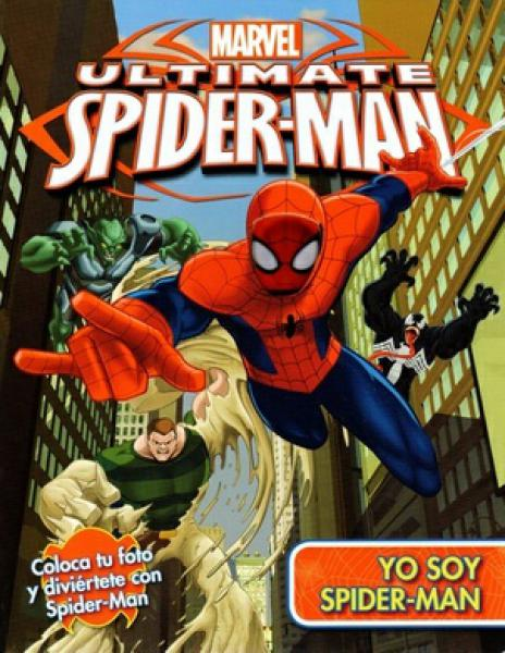 SPIDER-MAN YO SOY SPIDER-MAN