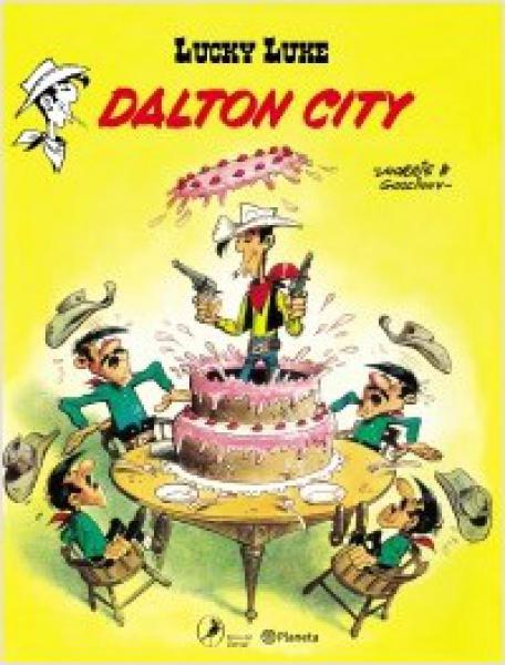 LUCKY LUKE 6 - DALTON CITY