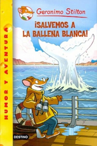 SALVEMOS A LA BALLENA BLANCA!