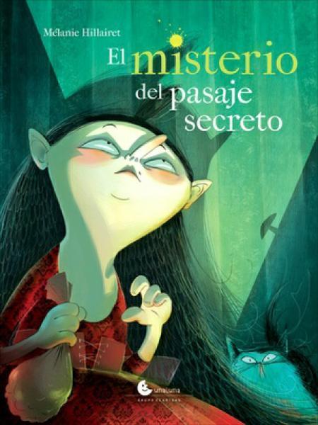 EL MISTERIO DEL PASAJE SECRETO