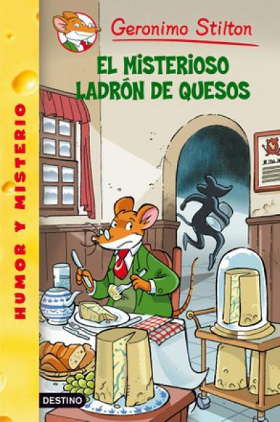 EL MISTERIOSO LADRON DE QUESOS