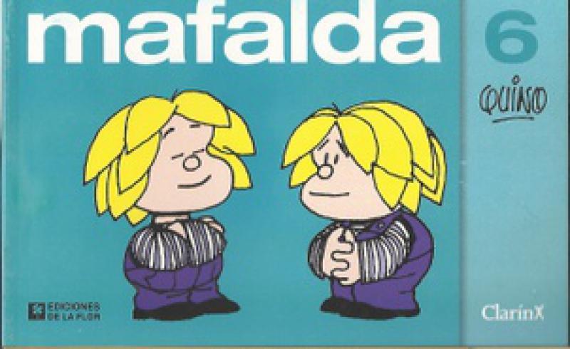MAFALDA 6 - CLARIN