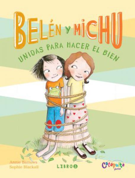 BELEN Y MICHU 5