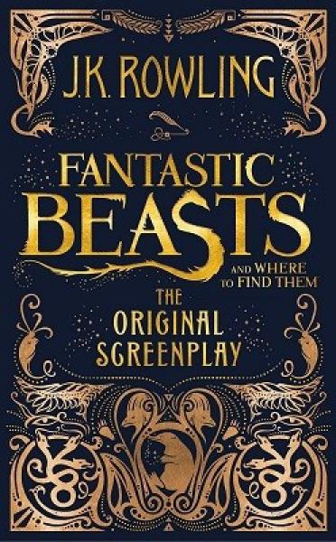 FANTASTIC BEASTS AND WHERE TI FIND THEM