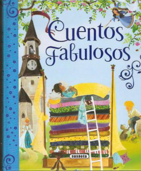CUENTOS FABULOSOS - CELESTE