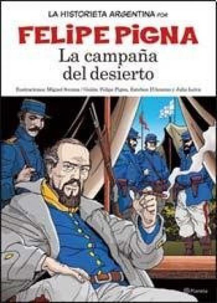 LA CAMPAÐA DEL DESIERTO