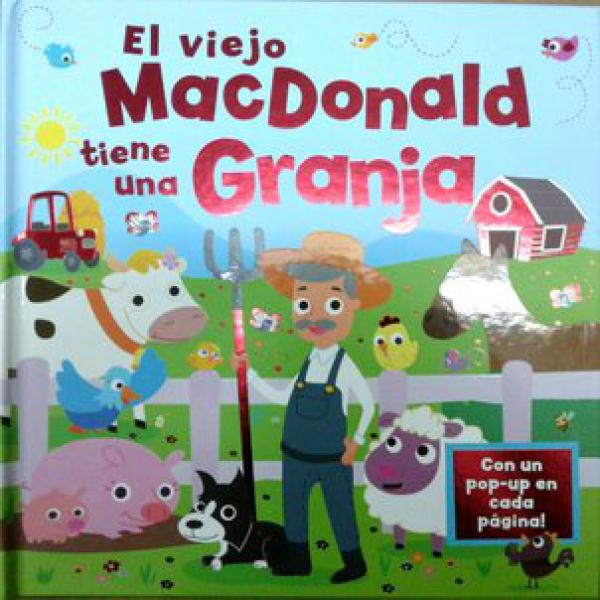 MAC DONALD TIENE UNA GRANJA - POP-UP