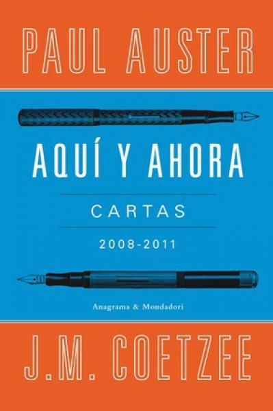 AQUI Y AHORA - CARTAS 2008-2011