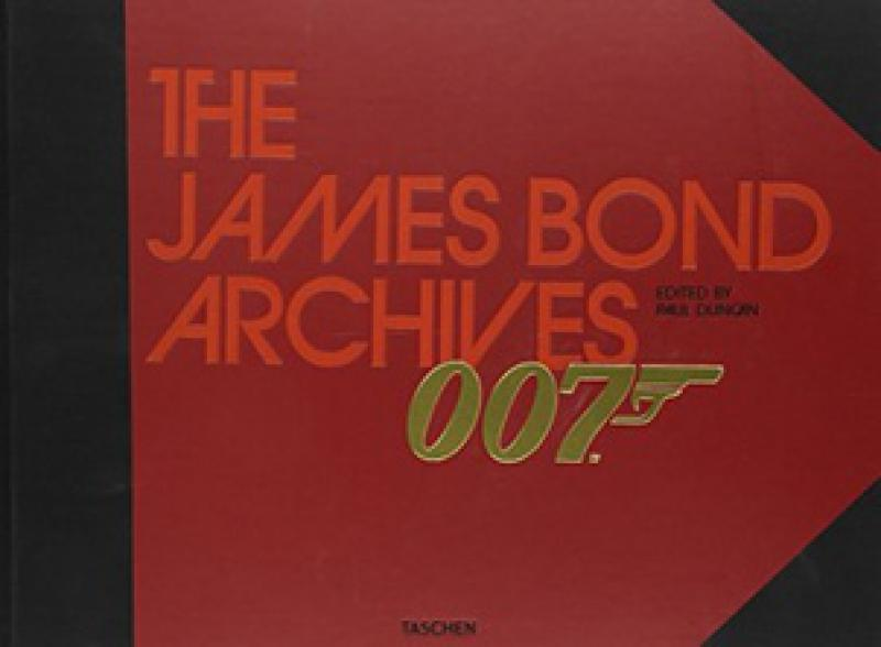 THE JAMES BOND ARCHIVES 007