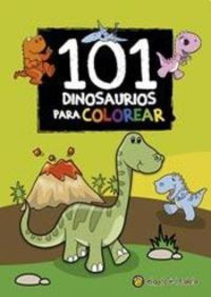 101 DINOSAURIOS PARA COLOREAR