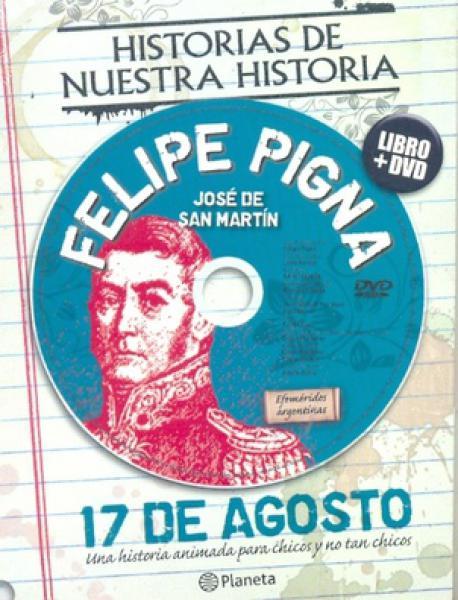 17 DE AGOSTO (LIBRO+DVD)