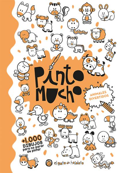 PINTO MUCHO - ANIMALES DIVERTIDOS