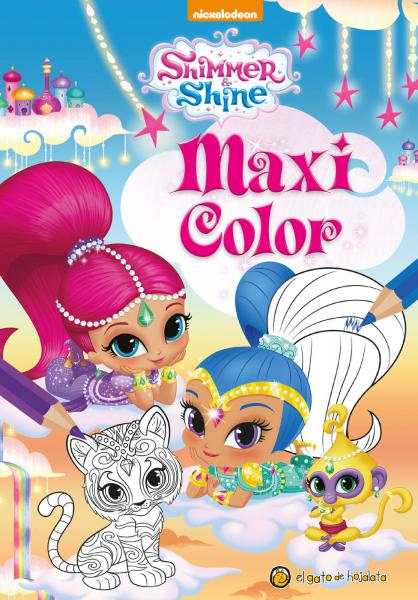 MAXI COLOR SHIMMER Y SHINE
