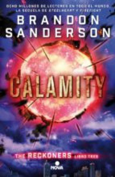 CALAMITY (THE RECKONERS III)