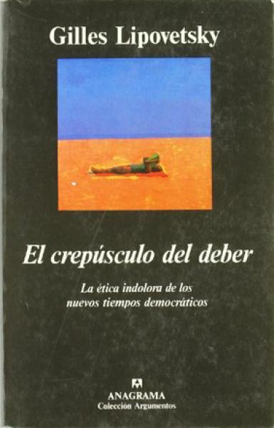 EL CREPUSCULO DEL DEBER