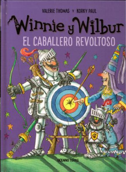 WINNIE Y WILBUR EL CABALLERO REVOLTOSO