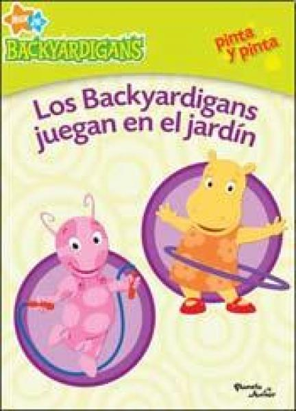 BACKYARDIGANS LOS BACKY JUEGAN EN EL JAR