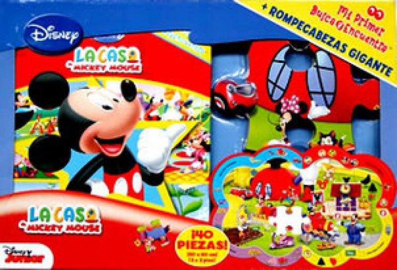 MICKEY MOUSE PUZZLE GIGANTE