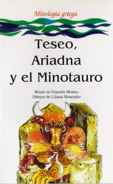 TESEO,ARIADNA Y EL MINOTAURO