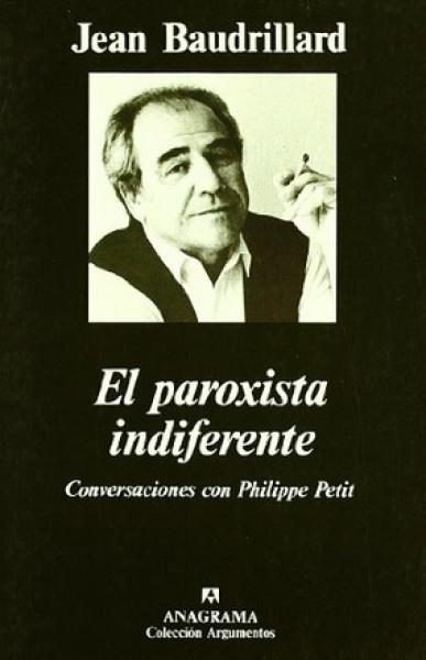 EL PAROXISTA INDIFERENTE
