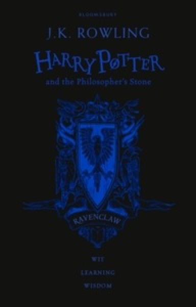 HARRY POTTER 1 - RAVENCLAW - INGLES -ENC