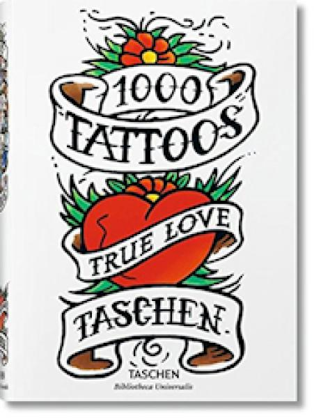 1000 TATTOOS (IDIOMA INGLES)