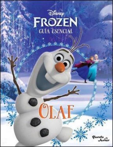 GUIA ESENCIAL FROZEN - OLAF