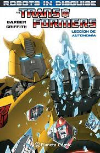 TRANSFORMERS ROBOTS IN DISGUISE 1