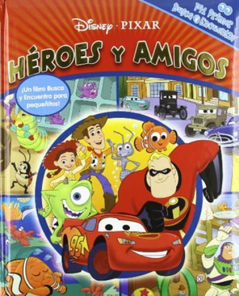 HEROES Y AMIGOS