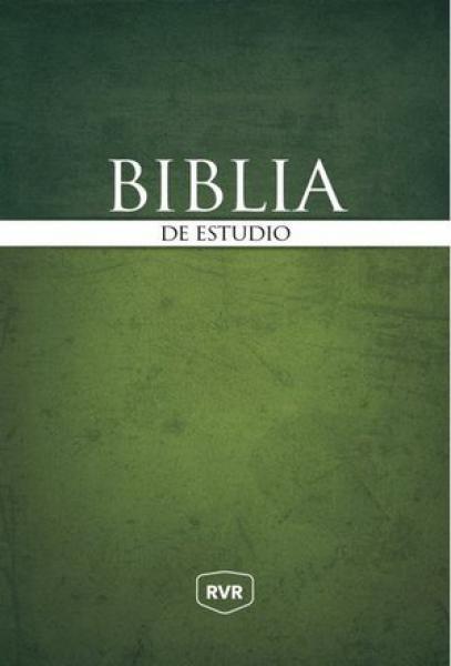 BIBLIA DE ESTUDIO (RVR)