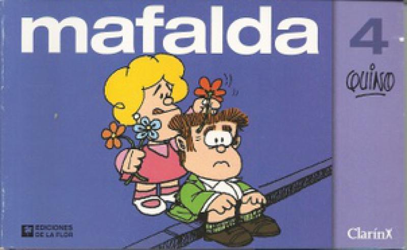 MAFALDA 4 - CLARIN