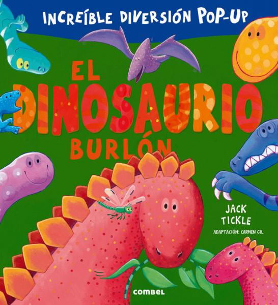 EL DINOSAURIO BURLON (POP-UP)