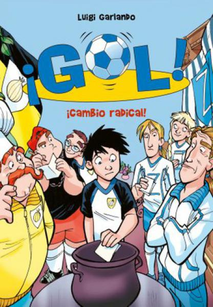 GOL! 21 - CAMBIO RADICAL!