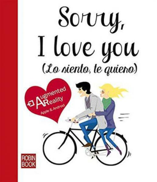 SORRY I LOVE YOU  -  REALIDAD AUMENTADA