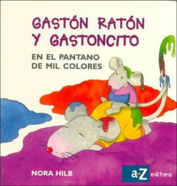 GASTON RATON Y GASTONCITO EN EL PANTANO