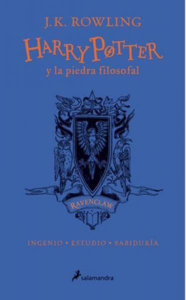 HARRY POTTER 1 - 20AÐOS - RAVENCLAW