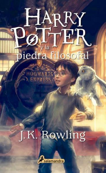 HARRY POTTER 1 - LA PIEDRA FILOSOFAL