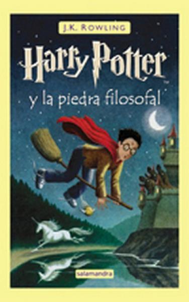 HARRY POTTER 1 -TD-Y LA PIEDRA FILOSOFAL