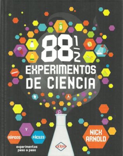 88 1/2 EXPERIMENTOS DE CIENCIA